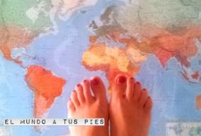 el mundo a tus pies