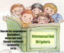 No a la heterosexualidad obligatoria